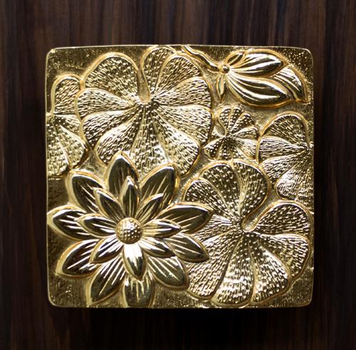 Lotus GPC Gold Door Handles