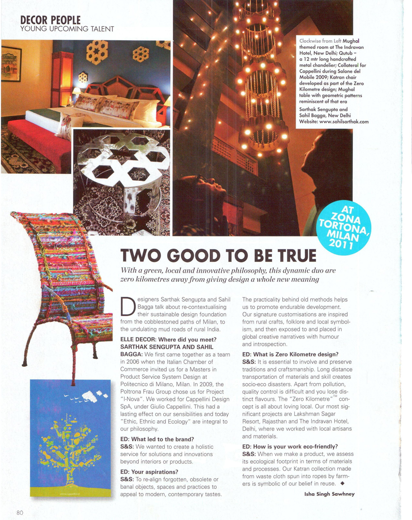 Elle decor april may 2011 for Elle decor india contact
