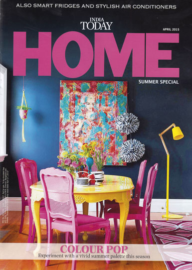 india today home april 2015 - Home Magazine India