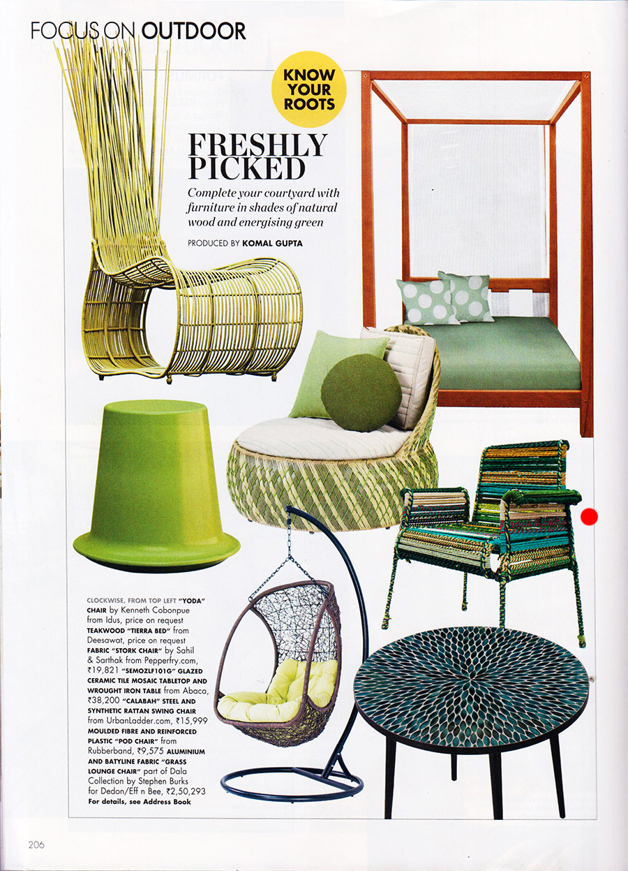 Elle decor april may 2016 for Elle decor india contact